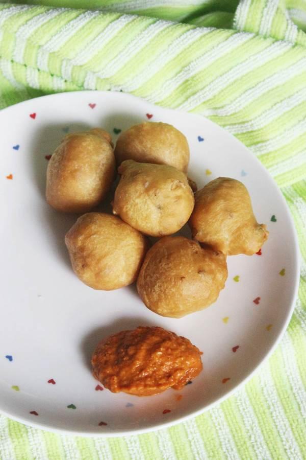 mysore bonda recipe restaurant style