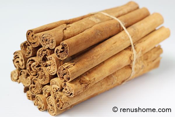 ceylon cinnamon renushome